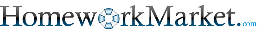 Homeworkmarket review logo