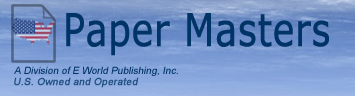 Papermasters review logo